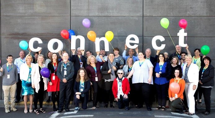 Connect staff team work improvements 2018