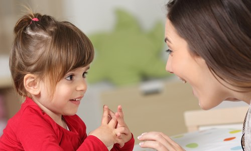 Speech therapy speech pathology children kids paediatric